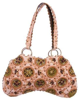 Jamin Puech Embroidered Handle Bag