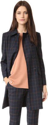 Theory Abla Coat $585 thestylecure.com