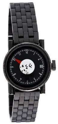 Alain Silberstein Micro Moon Watch