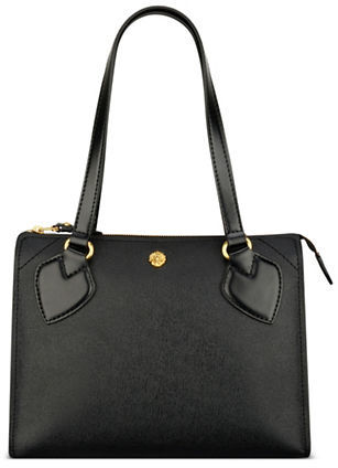 Anne Klein Anne Klein Textured Zippered Satchel
