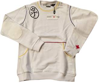 JC de CASTELBAJAC White Cotton Knitwear for Women