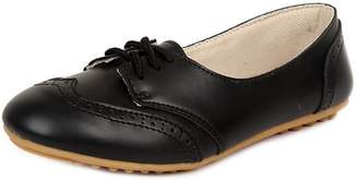 Bloch Auspicious beginning Women's Ladies Wingtip Lace-up Flat Shoes