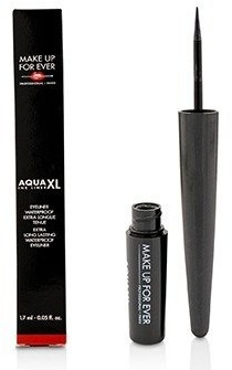 Make Up For Ever Aqua XL Ink Liner Extra Long Lasting Waterproof Eyeliner - # L-12 (Lustrous Grey) 1.7ml/0.05oz