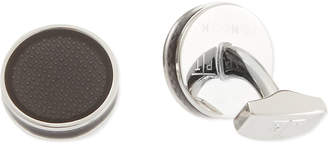 Tateossian Tablet enamel cufflinks