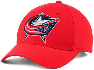 adidas Columbus Blue Jackets Core Basic Adjustable Snapback Cap