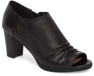 Bella Vita Liza Open Toe Bootie (Women)