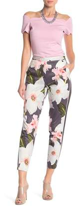 Ted Baker Chatsworth Floral Tapered Trousers