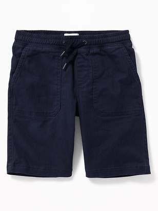 Old Navy Built-In Flex Drawstring Jogger Shorts for Boys