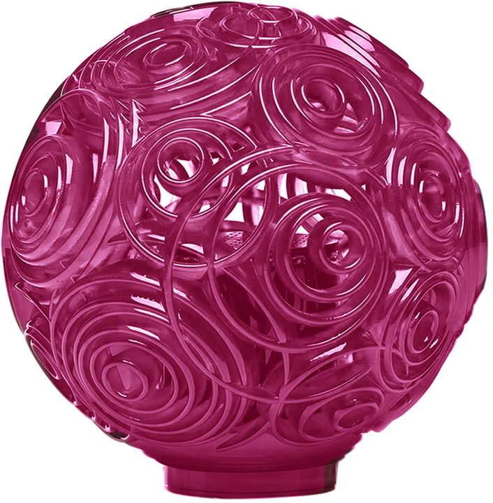 elektronischer Diffuser Vogue, Pink