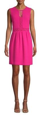 Trina Turk Anastasia Lattice Dress