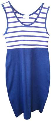 Armor Lux Armor-lux Blue Cotton Dress for Women