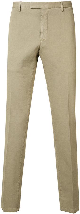 BoglioliBoglioli slim-fit suit trousers