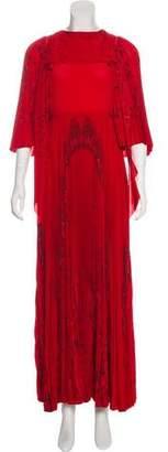 Valentino 2017 Maxi Dress