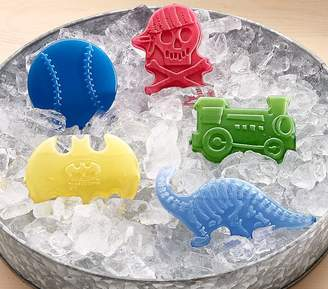 Pottery Barn Kids Freezer Pack Blue Baseball