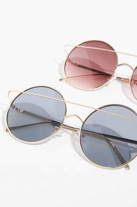 Freja Circle Sunglasses