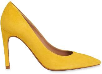 Whistles Leather Cornel Pointed Court Shoe