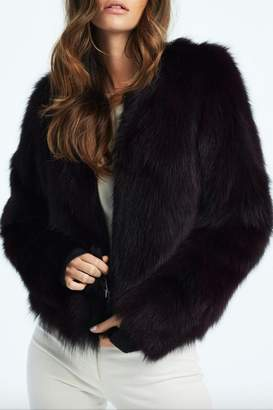 SAM. Emma Fur Jacket