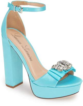Lauren Lorraine Dani Platform Sandal