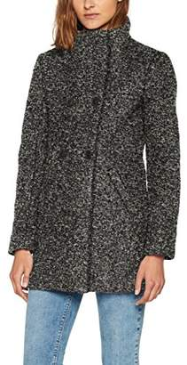 Only Women's Onlsophia Noma Wool Cc OTW Coat,36 (Manufacturer Size: )