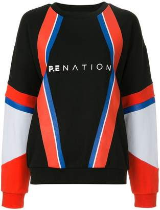 P.E Nation Buzzer sweatshirt