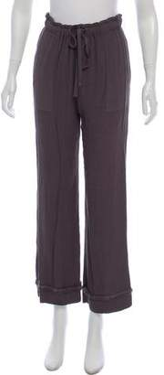 Raquel Allegra Cropped Flare Pants w/ Tags