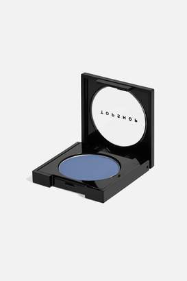 Topshop Womens After Hours Matte Eye Shadow In Genie - Cobalt