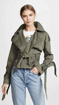 Anine Bing Aria Trench Coat