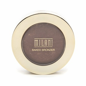 Milani Baked Bronzer Pressed Powder, Golden 06