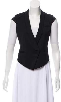 Helmut Lang Wool Short Sleeve Blazer w/ Tags
