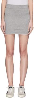 Rag & Bone 'Marlie' mini sweat skirt