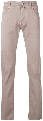 Jacob Cohen slim fit chinos