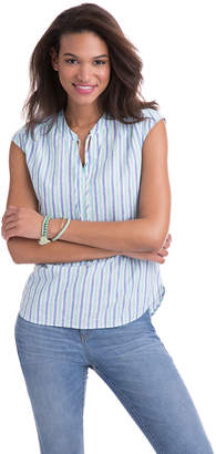 Vineyard Vines Hope Bay Striped Popover