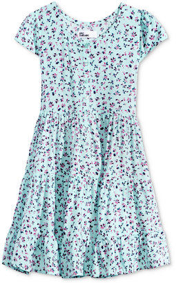 Epic Threads Floral-Print Dress, Toddler & Little Girls (2T-6X), Only at Macy's $30 thestylecure.com