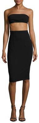 Quart Midi Dress $190 thestylecure.com