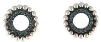 Links of London Diamond Effervescence Stud Earrings