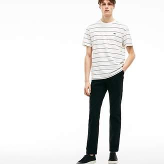 Lacoste Men's Regular Fit Chino Pants
