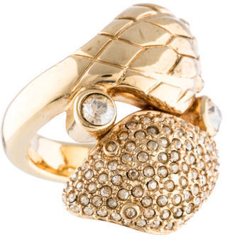 Christian Dior  Christian Dior Crypt Snake Ring