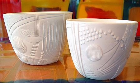 Iittala/Hackman/Rorstrand - terra bowls by bertil vallien