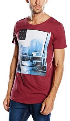 Q/S designed by Men's 40.607.32.3280 T-Shirt,L