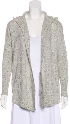 Club Monaco Cashmere Open Cardigan