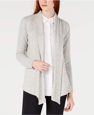 BCX Brush Marled Knit Top