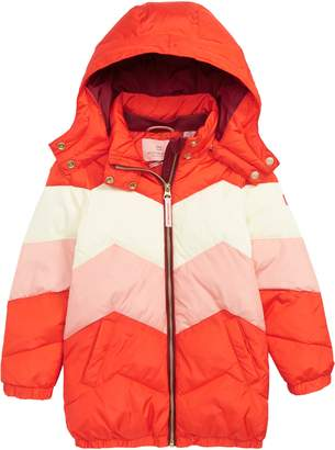 Scotch R'Belle SCOTCH RBELLE Quilted Colorblock Jacket