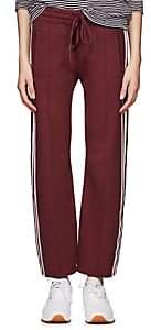 Etoile Isabel Marant Women's Dobbs Striped Track Pants - Wine