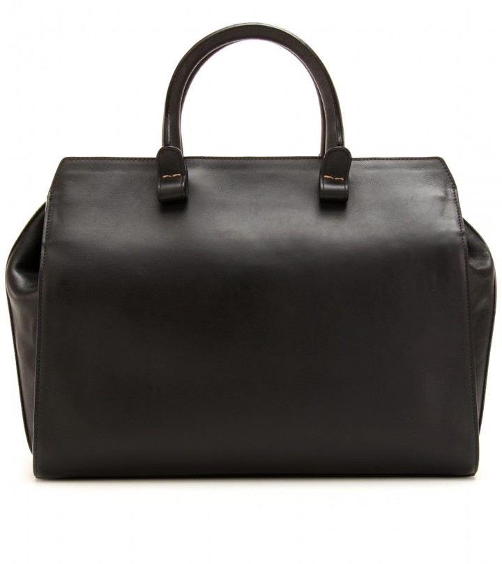Victoria Beckham THE SOFT VICTORIA LEATHER TOTE