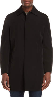 Calvin Klein Park Fly Front Overcoat