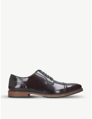 Kurt Geiger London Bernard leather oxford shoes