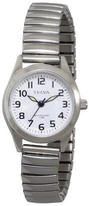 Crepha (クレファー) - [クレファー]CREPHA 婦人用腕時計 アナログ表示 5気圧防水 ホワイト TEV-1279-WTS レディース
