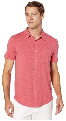 Mod-o-doc Montana Short Sleeve Button Front Shirt