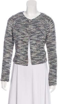 agnès b. Boucle-Knit Evening Jacket w/ Tags