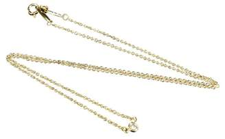 Tiffany & Co. 18K Yellow Gold Diamond By The Yard Necklace